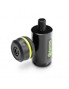 Gravity - GMSQS1B - Adaptateur pivotant pour perche microphone