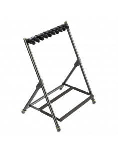 Gravity - GGSMG05 - Stand Multi-Guitares pour 5 instruments