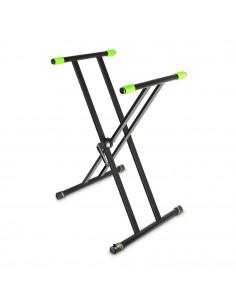 Gravity - GKSX2 - Stand pour Clavier en X, deux niveaux