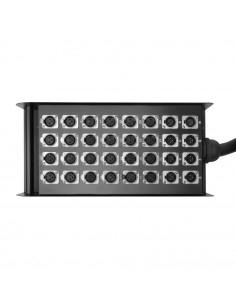 Adam Hall - K32C30 - Câble Multipaire avec Boîtier de Scène 24/8 30 m