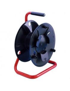 Adam Hall - 70220 - Petit Enrouleur de Câble en Plastique