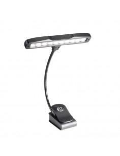 Adam Hall - Stands SLED 10 - Lampe LED pour Pupitre Musique