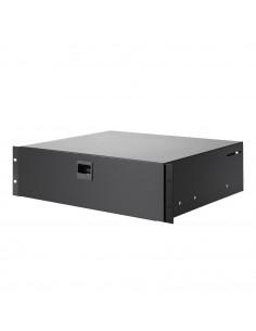 Adam Hall - 87403E - Tiroir Rackable acier 3 U