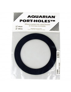 "Aquarian - 5"" Port-Hole Black"