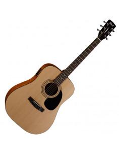 Cort - AD810E OP Open Pore Electro-Acoustic Guitar