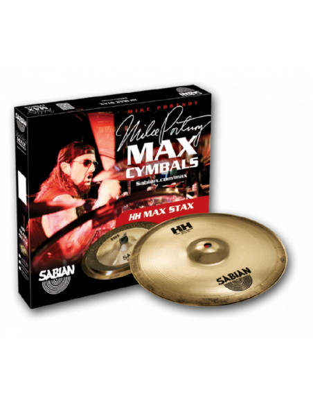 """Sabian - Max Stax Mid (10""""SPL+10""""CH Kg)"""
