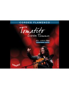 Savarez - cordes flamenco Tomatito T50J
