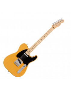 Fender - American Pro Telecaster, Maple Fingerboard, Butterscotch Blonde