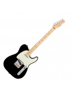 Fender - American Pro Telecaster, Maple Fingerboard, Black