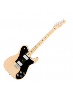 Fender - American Pro Telecaster Deluxe Shawbucker, Maple Fingerboard, Natural