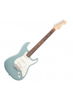 Fender - American Pro Stratocaster, Rosewood Fingerboard, Sonic Gray
