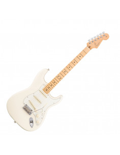 Fender - American Pro Stratocaster, Maple Fingerboard, Olympic White