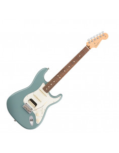 Fender,American Pro Stratocaster HSS Shawbucker,Rosewood Fingerboard,Sonic Gray