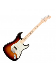Fender,American Pro Stratocaster HSS Shawbucker,Maple Fingerboard,3-Color Sunburst