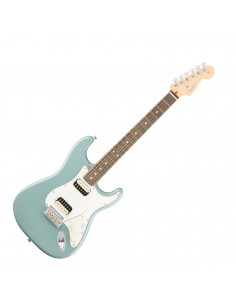 Fender,American Pro Stratocaster HH Shawbucker,Rosewood Fingerboard,Sonic Gray