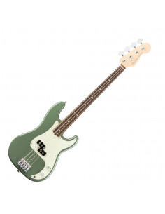 Fender - American Pro Precision Bass, Rosewood Fingerboard, Antique Olive