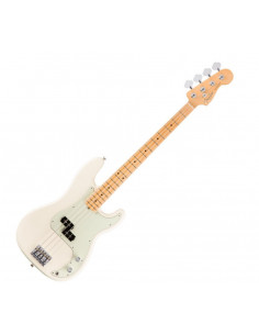 Fender - American Pro Precision Bass, Maple Fingerboard, Olympic White