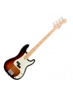 Fender - American Pro Precision Bass, Maple Fingerboard, 3-Color Sunburst