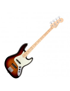 Fender - American Pro Jazz Bass, Maple Fingerboard, 3-Color Sunburst