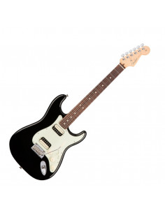 Fender,American Pro Stratocaster HH Shawbucker,Rosewood Fingerboard,Black
