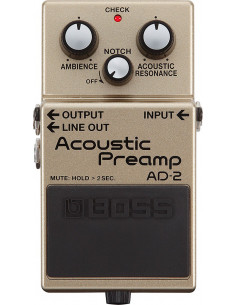 Boss - Ad-2 Acoustic Preamp