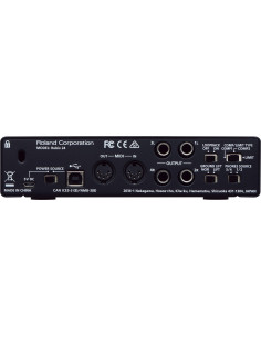 Roland - Rubix24 Usb Audio Interface 2-In/4-Out, Mac, Pc En Ipad