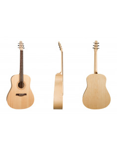 Seagull - Excursion Natural Solid Spruce
