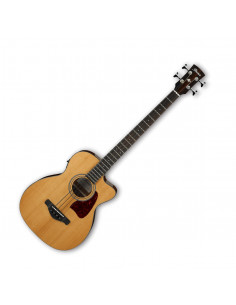 Ibanez - AVCB9CENT Ele Acoustic Bass Natural High Gloss