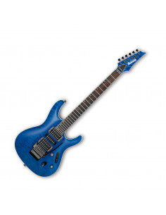 Ibanez - S6570QNBL Double Locking Natural Blue