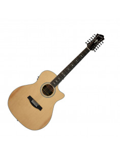 Hagstrom - Siljan II E/Acoustic Natural