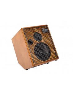 ACUS - One-6TC Acoustic Amplifier 130w 3 channels rever Tilt-back design natural wood
