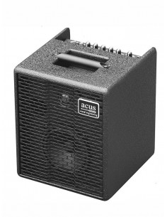 Acus,One-5 BK Acoustic amplifier 50 w natural Black