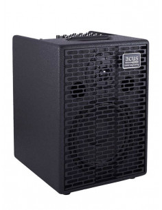Acus,One-8 BK Acoustic amplifier 200w 3 channels reverb Black