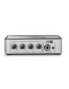MIKTEK - HM4 4-Channel Headphone Amplifier