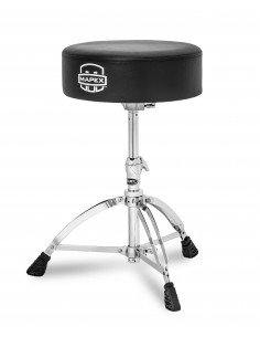 MAPEX - Siège T570A assise ronde, double embase