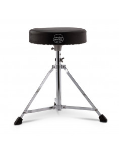 MAPEX - Siège T400 assise ronde, simple embase,