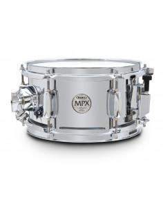 MAPEX - Caisse claire, série MPX Steel 10x5,5, Chrome
