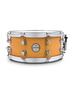 MAPEX - Caisse claire, série MPX Maple 13x6 Gloss Natural