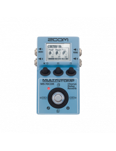 Zoom - MS-70CDR MultiStomp Chorus / Delay / Reverb Pedal