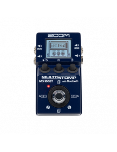 Zoom,MS-100BT MultiStomp Guitar Pedal with Bluetooth