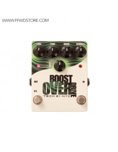 Tech 21,Boost Overdrive