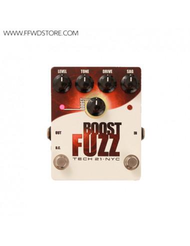 Tech 21 - Boost Fuzz