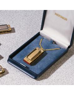 Hohner - Little Lady C doré avec chaîne