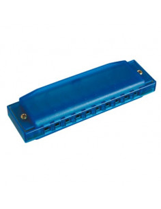 Hohner - Happy Color Harp C couleur: Bleu 20 notes