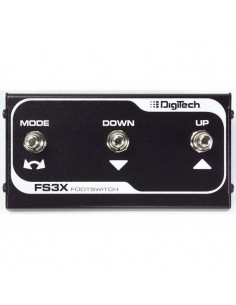 Digitech,FS3X footswitch