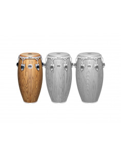 "Meinl - Woodcraft Traditional Series Congas Zebra Finished Ash 11"" Quinto"