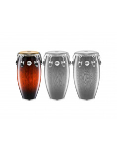 "Meinl - Woodcraft Traditional Series Congas Antique Mahogany Burst 11"" Quinto"