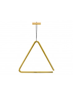 "Meinl,Triangles Solid Brass 8"""