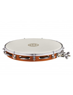 Meinl - Traditional Wood Pandeiro With Holder Chestnut 12""