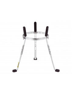 Meinl - Steely II Conga Stands (Patented) Chrome for Professional Series / Fibercraft Series 11""